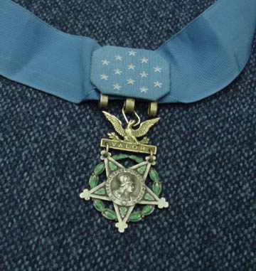Medal of Honor - Front View
