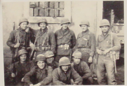 Fellow soldiers of the 90th Division